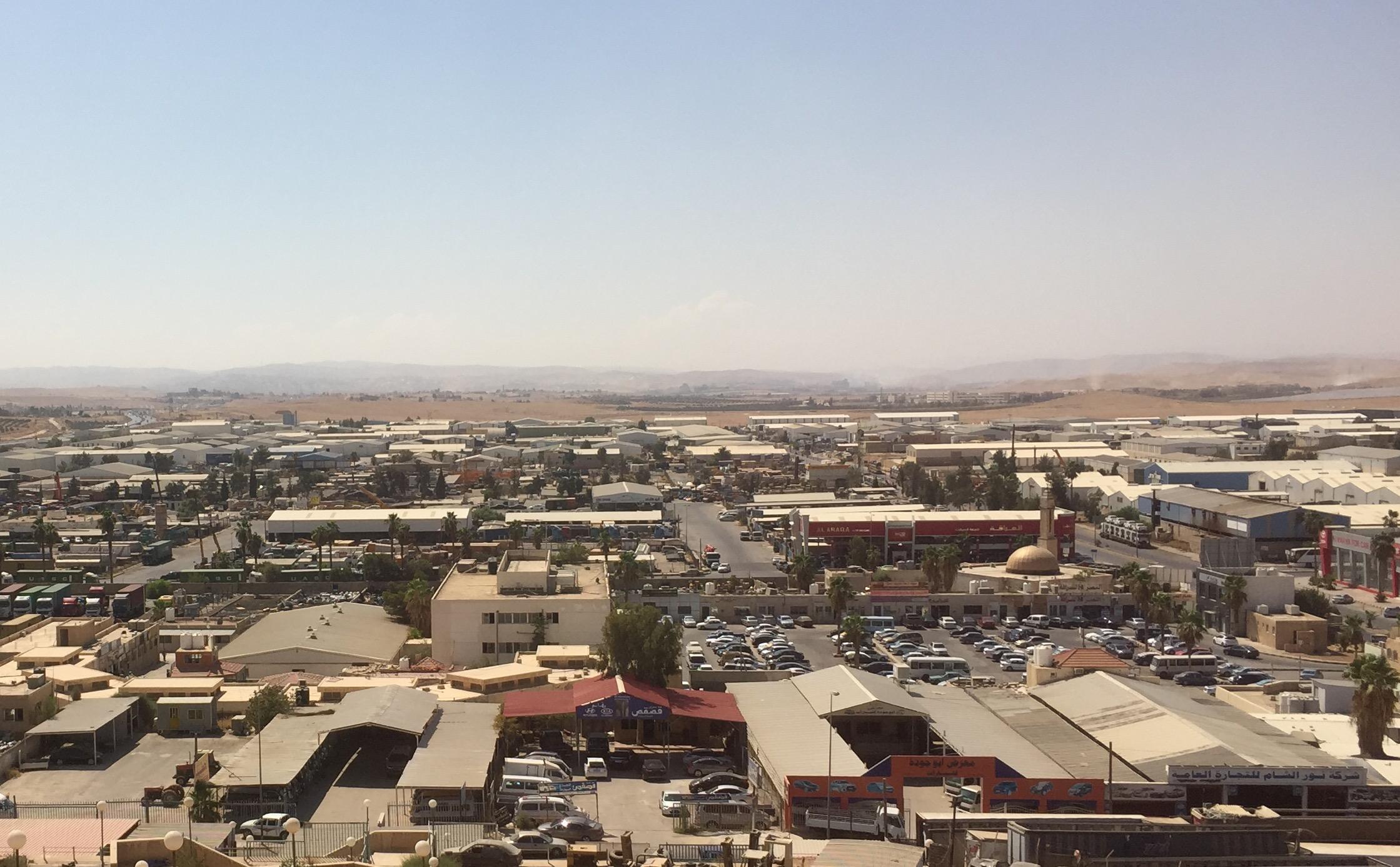 الكشف عن مشروع المنطقة الأردنية الحرة في جيبوتي