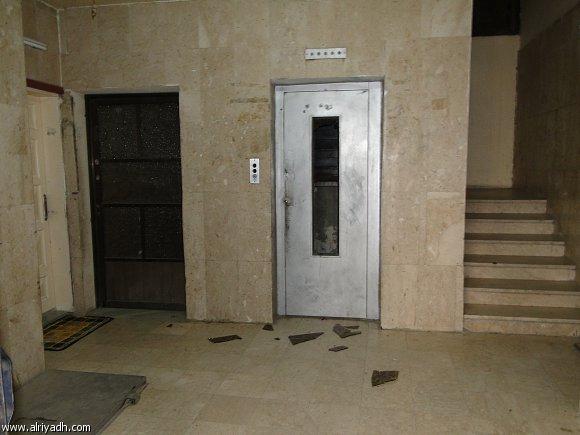 مصعد  يقتل  مصرية