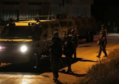 الاحتلال يعتقل والدي الشهيد خالد دعباس من شويكة شمال طولكرم
