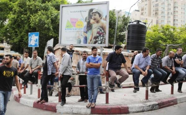 361 ألف عاطل عن العمل في فلسطين خلال العام 2016