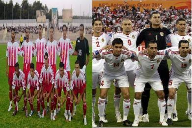 شباب الأردن في مواجهة المنتخب الأولومبي استعدادا لدوري المحترفين