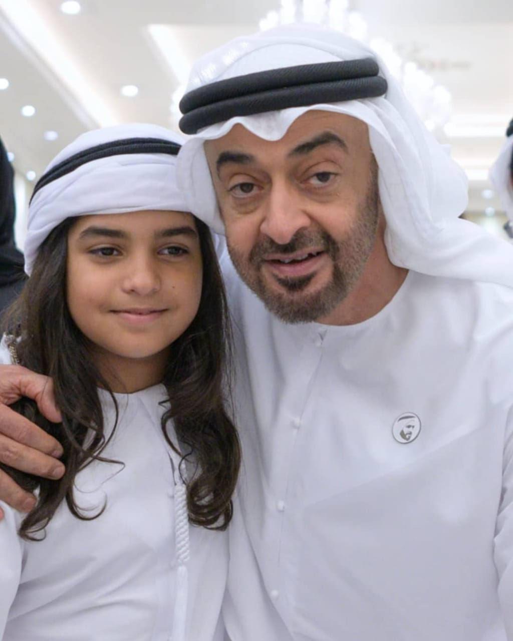 هذه قصة الطفل عمر الذي استقبله محمد بن زايد