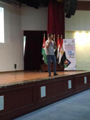 جامعة الشرق الأوسط تشارك في الملتقى العربي للمبادرات الشبابية