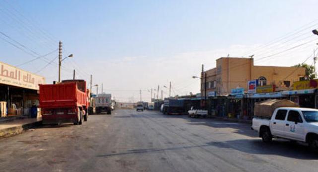 قرب فتح ''طريبيل'' يحيي الآمال بتنشيط الحركة التجارية على طريق بغداد