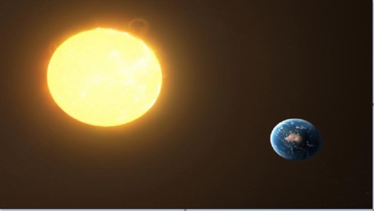 العلماء يرصدون سلوكا غير مفسر للشمس