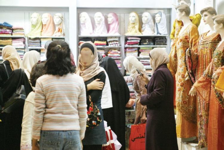 """""""تجارة الأردن"""": مستوردات الألبسة الشتوية تنخفض 14 %"""