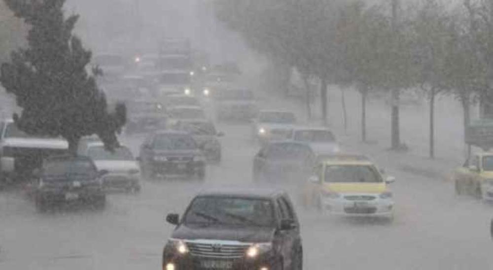 """طقس العرب :دخول المنخفض الجوي خلال الساعات القادمة  ..  وامطار غزيرة في مختلف المناطق .. """"تفاصيل"""""""