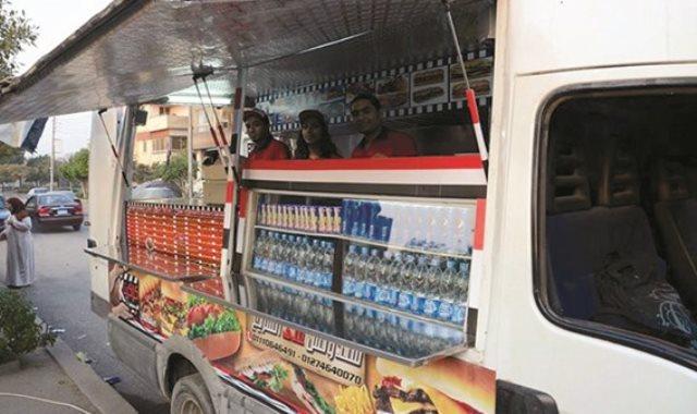 """الغذاء والدواء لسرايا : شكاوي تفيد بان """"العربات المتنقلة"""" تفتقر الى الشروط الصحية دفعتنا لفرض مبلغ (1000) دينار"""