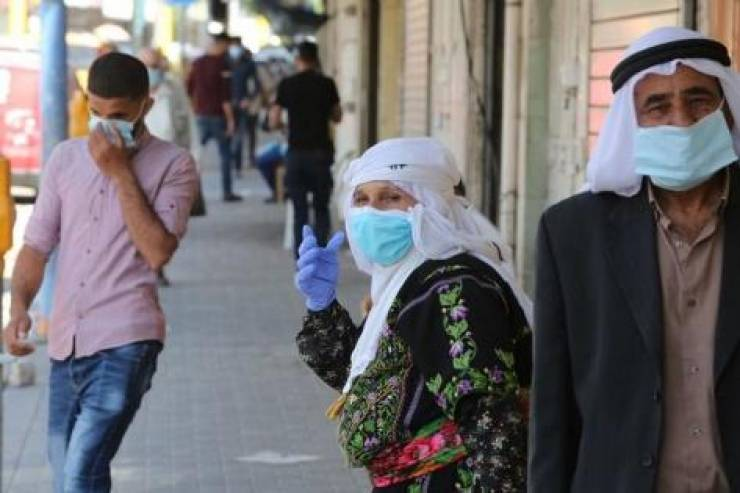 فلسطين: 8 وفيات 665 إصابة جديدة بكورونا و19 مريضاً على أجهزة التنفس الاصطناعي