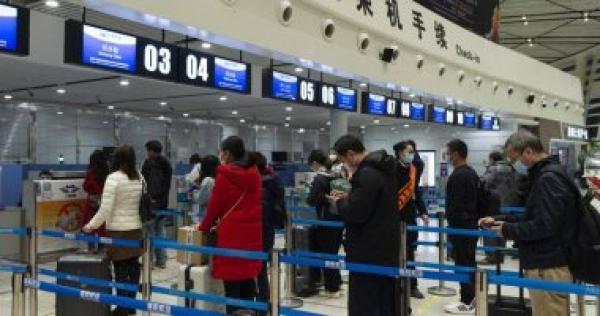 الصين: استئناف الرحلات الجوية من وإلى مقاطعة هوبي