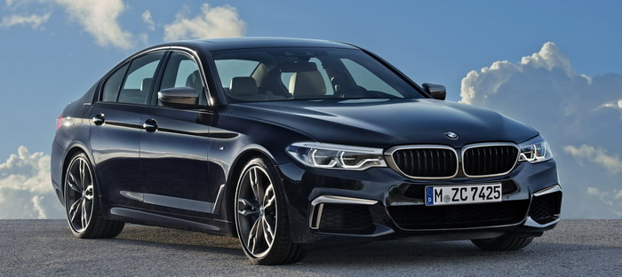 بالصور .. تعرف على BMW الفئة الخامسة 2017