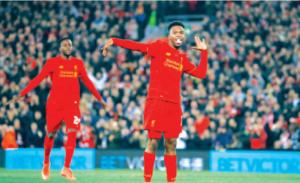 ليفربول يهزم توتنهام في كأس الرابطة وأرسنال يتأهل