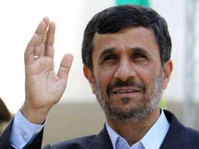 """الحرس الثوري الايراني يعتقل الرئيس """"أحمدي نجاد"""""""