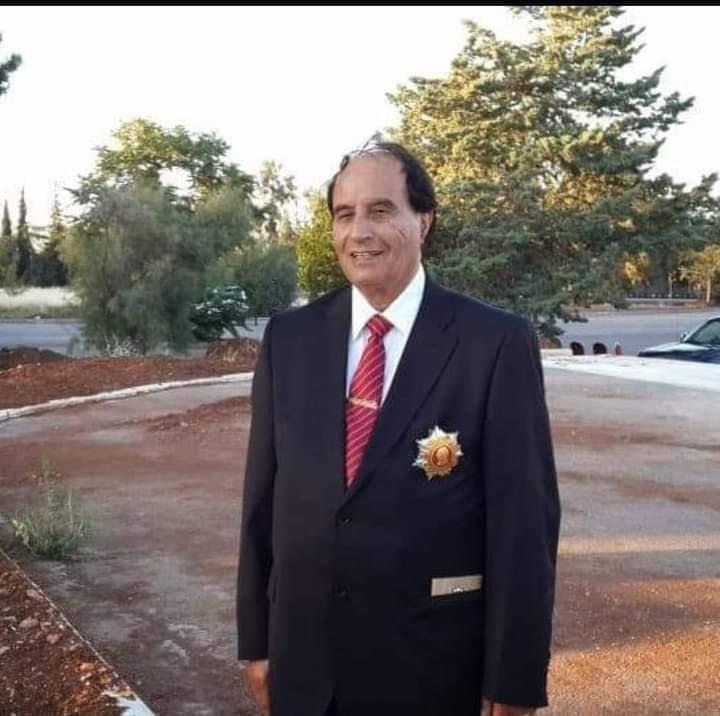 وفاة المؤرخ في جامعة اليرموك د  يوسف درويش غوانمه