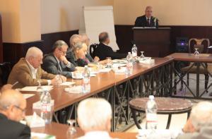 بدران : التعليم العالي يحتاج لاستراتيجية بعيدة المدى