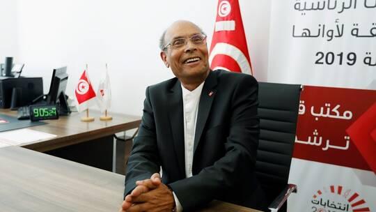 المرزوقي: لا أعترف بقيس سعيد رئيسا شرعيا لتونس