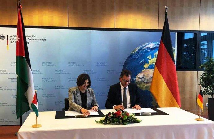462 مليون يورو مساعدات المانية جديدة للأردن