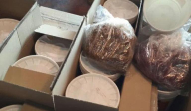"""الجمارك تضبط 24210 علبة معسل دخلت الأردن على رخصة """"جميد و مكعبات مرقة دجاج """""""