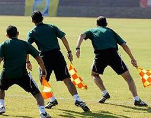 اختبارات اللياقة البدنية لحكام كرة القدم
