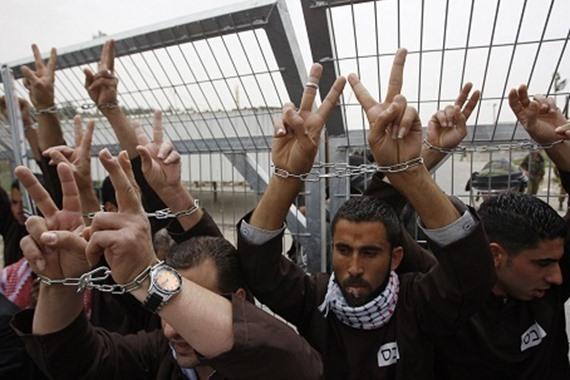 فعاليات تضامنية مع يوم الأسرى في سجون الاحتلال
