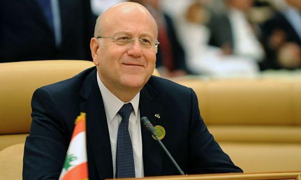 حكومة ميقاتي تحصل على ثقة البرلمان اللبناني