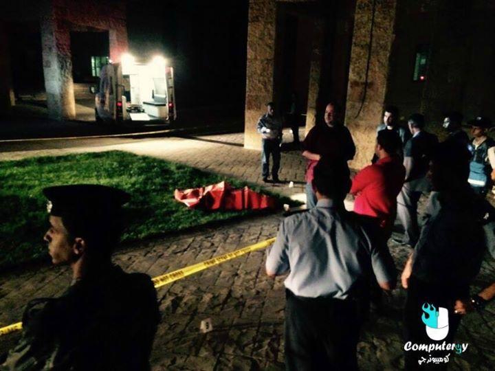 """العثور على جثة اربعيني مجهول في حرم جامعة العلوم """"مقتولا"""" .. صورة"""