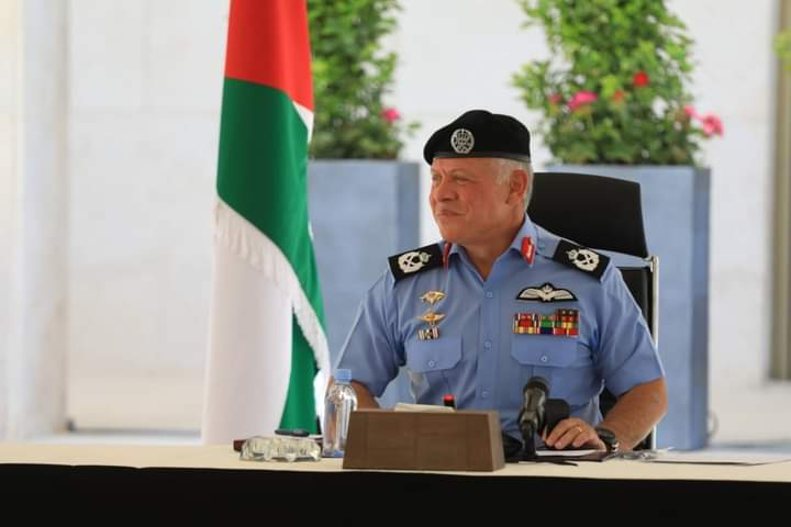 ابتسامة ملكية سامية تزين مديرية الأمن العام