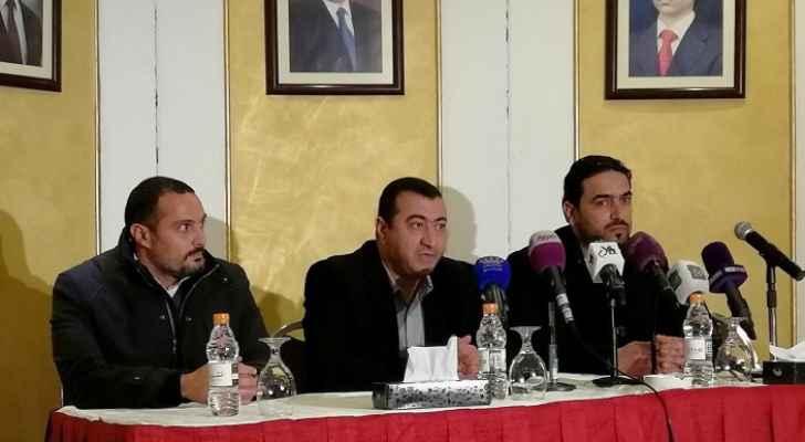 الغاء المؤتمر الصحفي الخاص بتقديم نبيل الكوكي مدربا للفيصلي لظروف طارئة