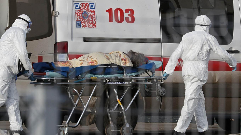 روسيا تسجل 194 وفاة و 7843 إصابة بفيروس كورونا خلال 24 ساعة
