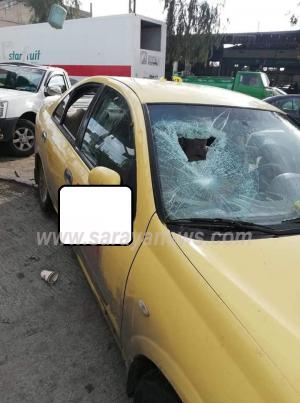 بالصور  .. طعن سائق اثناء مشاجرة اثر خلاف على اولوية المرور في اربد