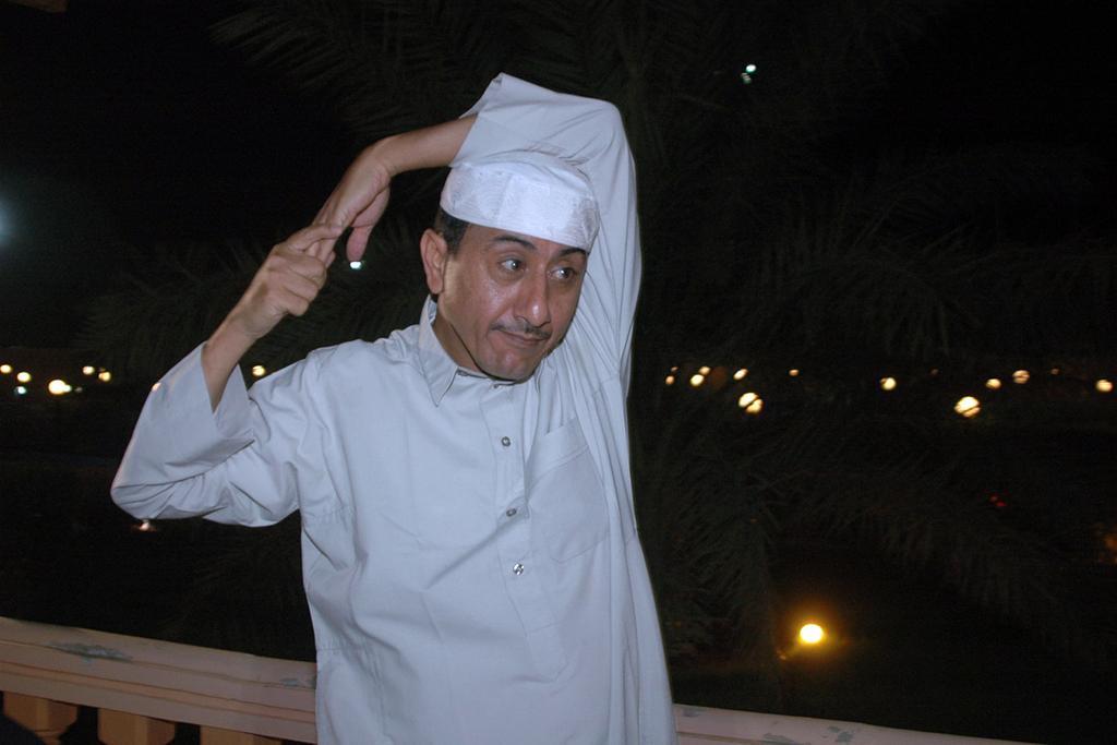 هكذا مازح ناصر القصبي السعوديات بعد قرار قيادة السيارة