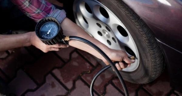 أنسب وقت لفحص ضغط الإطارات للسيارات