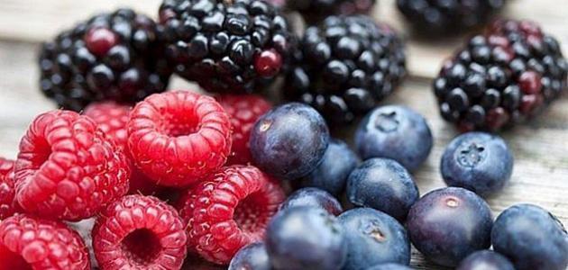 صيدلية من الفوائد المدهشة ستجدها في حبات التوت