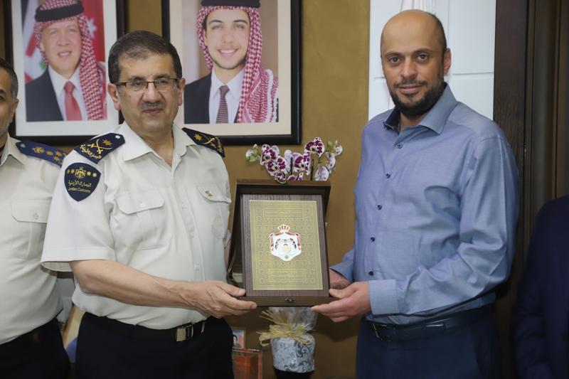 الجمارك الأردنية تدرج شركة جديدة لبرنامج القائمة الذهبية