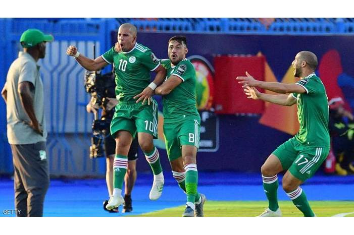 الجزائر تتأهل للمربع الذهبي بعد معركة ماراثونية