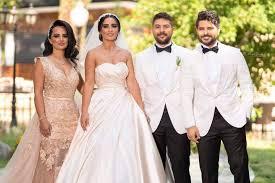 بالفيديو ..  ناصيف زيتون يحتفل بزواج شقيقه ..  ويخطف الأنظار بوسامته
