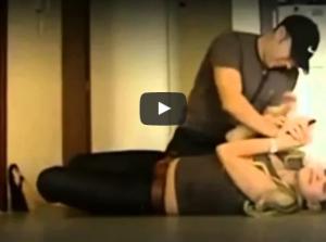 بالفيديو .. شاهد جريمة قتل سوزان تميم كيف تمت بشكل مروّع!