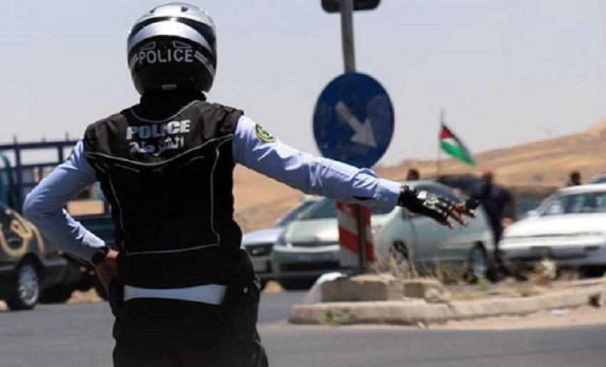 مركبة تدهس رقيب سير فجر الاربعاء بالعاصمة عمان وتلوذ بالفرار