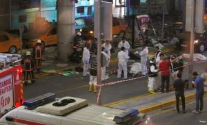 انتحاريو اسطنبول خططوا لأخذ عشرات المسافرين رهائن