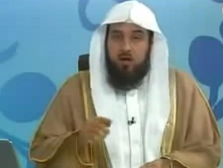 بالفيديو ..  حكم ضرب الابناء د محمد العريفي