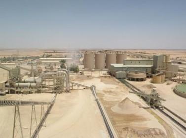 صادرات الفوسفات والبوتاس تتراجع 86 مليون دينار