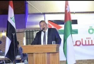 المهندس عبد الله عويز الجبوري يهنئ بمناسبة عيد الاستقلال وعيد الفطر السعيد