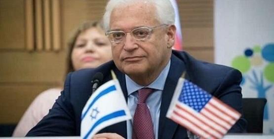 أميركا: أجزاء من الضفة حق لإسرائيل!