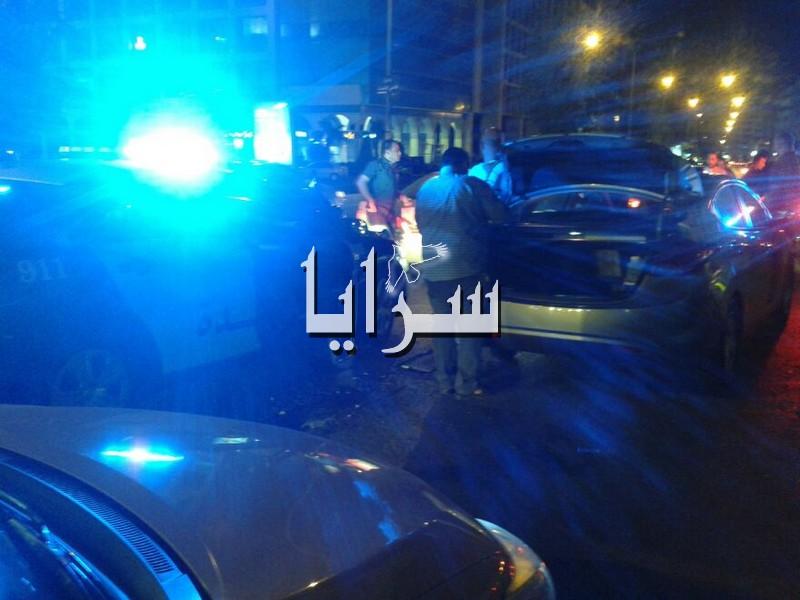 بالصور القبض مطلوبين سرقوا مركبة