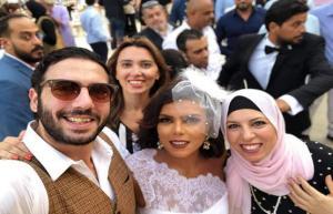 فنانة مصرية تلغي زفافها قبل ساعات من إقامته
