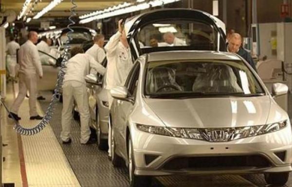 """عام 2021 قد يكون الأخير لمصنع شركة """"هوندا"""" للسيارات في بريطاينا"""