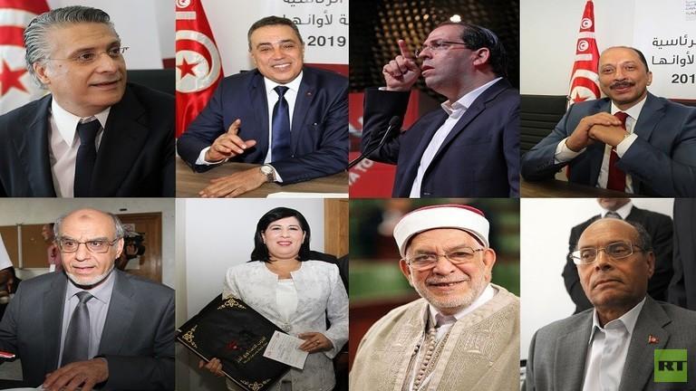 تونس تغلق أبواب الترشح لانتخابات الرئاسة اليوم ..  وهؤلاء أبرز المتقدمين