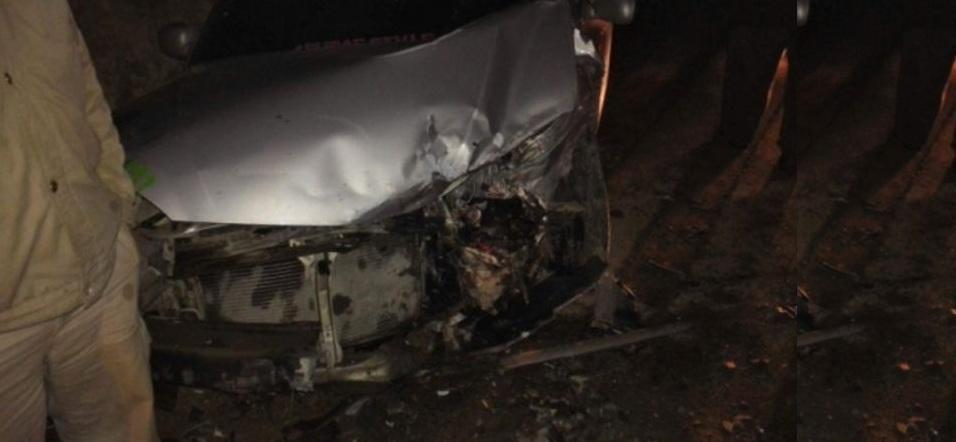 6 اصابات بحادث سير في جرش