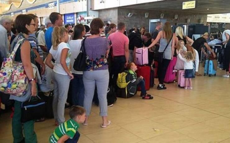 هل اوقفت مصر تأشيرات الدخول للاسرائيليين؟