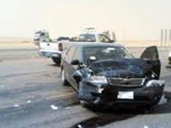 المفرق : وفاة سيدة وإصابة 6 بحادث سير